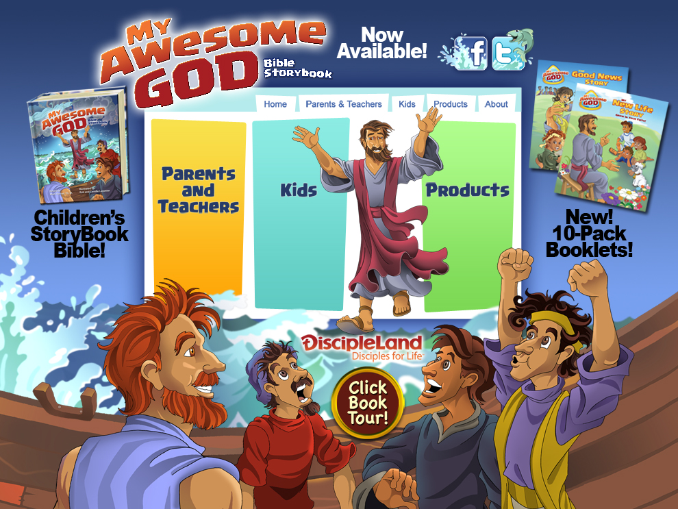 Awesome God Bible